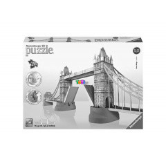 3D Puzzle - Tower Bridge, 216 db