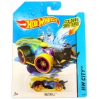Hot Wheels City - színváltós Buzzkill