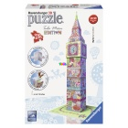 3D puzzle - Big Ben, Tula Moon Edition, 216 db