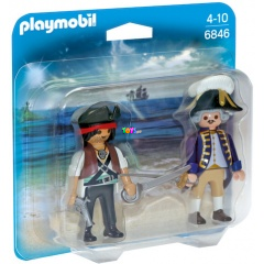 Playmobil 6846 - Kard ki kard! Duo Pack