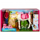 Barbie Dreamhorse - Barbie fehér lóval